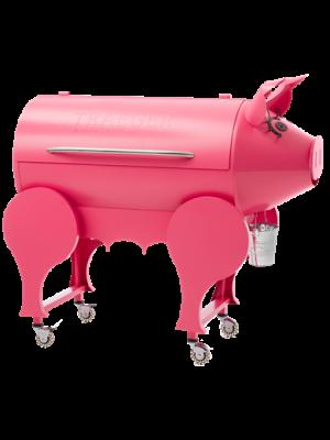 Traeger Pink Lil Pig