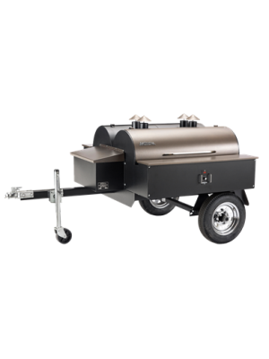 Traeger Double Commercial Trailer